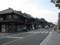 川越方から撮った蔵の町並み