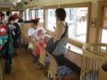 [富士急]富士登山電車座席5