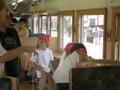 [富士急]富士登山電車座席6