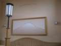 [富士急]富士山の額縁の絵