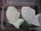 煌梨(きらり)の白たい焼き