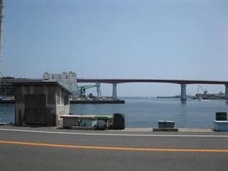城ヶ島大橋をいれて2