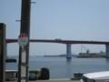 [Buono!ロケ地探訪]0:20くらいのバスの走っている城ヶ島大橋をいれて(若干広角気味)