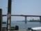 0:20くらいのバスの走っている城ヶ島大橋をいれて(若干広角気味)