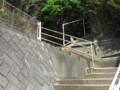 [Buono!ロケ地探訪]3人が登る階段