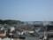 頂上あたりから城ヶ島大橋を見るアングル1