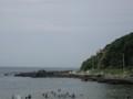 [Buono!ロケ地探訪]荒井浜海岸海上亭付近1
