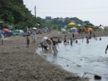 [Buono!ロケ地探訪]3:46付近の荒井浜海岸でのアングル