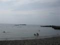 [Buono!ロケ地探訪]4:05付近の荒井浜海岸海上亭付近のカット2