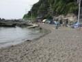 [Buono!ロケ地探訪]2:35あたりの荒井浜海岸海上亭付近8