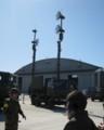 AMG型アンテナ・マスト装置