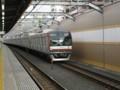東京メトロ10000系[快速|渋谷]行き(中村橋)