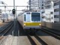 東京メトロ7000系Yマーク付き10R(中村橋)