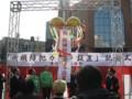 久米川駅南口街頭防犯カメラ設置式典5