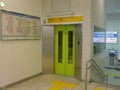 久米川駅北口駅舎EV2