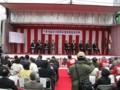 久米川駅前広場完成記念式典1