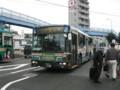 西武バス(久米川駅北口降車場付近)