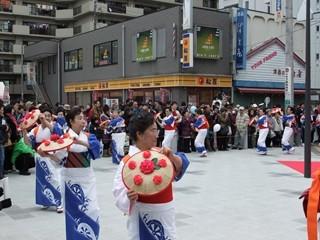 栄町自治会連合 盆踊り2