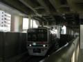 空港線からの京成3400形進入(京急蒲田2F)