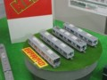 [鉄道模型ショウ2010]GM京成3400形現車