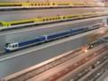 [鉄道模型ショウ2010]キハ40リゾートしらかみ青池編成現車