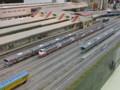 [鉄道模型ショウ2010]KATO 特大レイアウト1