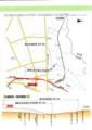 東村山付近高架化素案説明会 平面図・縦断図(西武園線)