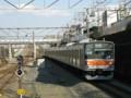 205系 M31編成(東所沢)