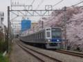 西武6000系6102F(武蔵関~東伏見)