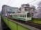 都電7000形 7001号車(面影橋~学習院下)
