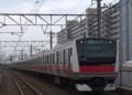 E233-5000系ケヨ507編成(新浦安)