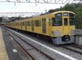 西武2000N系 2537F+2531F(西武球場前)