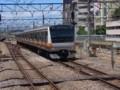 E233系「サウンドコニファー」号(立川)