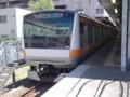 E233系青梅線(立川/半自動扱い)