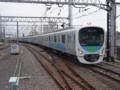 西武30000系 38107F(所沢)