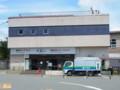 箱根ケーブルカー早雲山駅舎