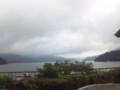 芦ノ湖の景色