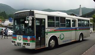 伊豆箱根バス 富士7E+UD