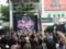 ももクロ 発売イベントライブ新宿ステーションスクエア