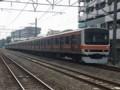 209-500系 武蔵野線色 M73編成(西国分寺)