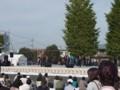 どんこい祭りステージよさこい「YOSAKOIソーラン うぐいす会
