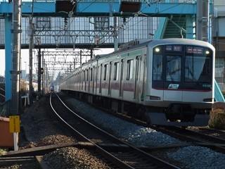 東急5000系5105F
