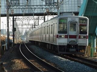 東武10030系11635F