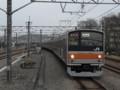 205系(武蔵野線)M30