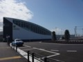 吉川美南駅舎東口外観