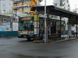 西武バスUD+富士7E[西03]上石神井駅