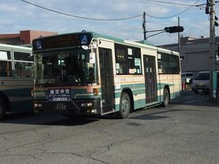 西武バス UD+西工 A0-455