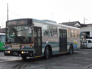 西武バスUD+富士7E A0-680出庫