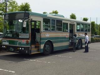 西武バス富士7E+UD A0-679