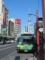 浅草雷門バス停のバストスカイツリー